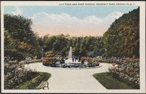 The Rose Garden, 1915. Museum of the City of New York